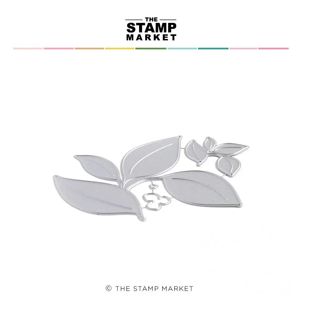 The Stamp Market Die - Leaflet
