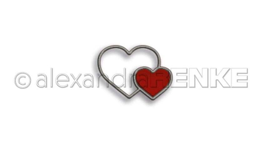 Alexandra Renke Die - D-XX-AR-Hz0018 Heart on heart