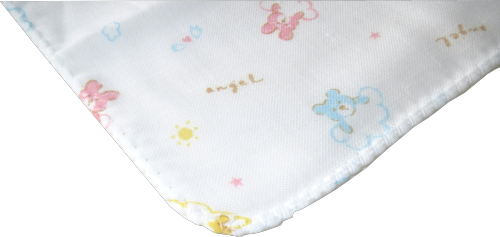 ガーゼセット(入浴ガーゼ2枚+ガーゼハンカチ3枚)
