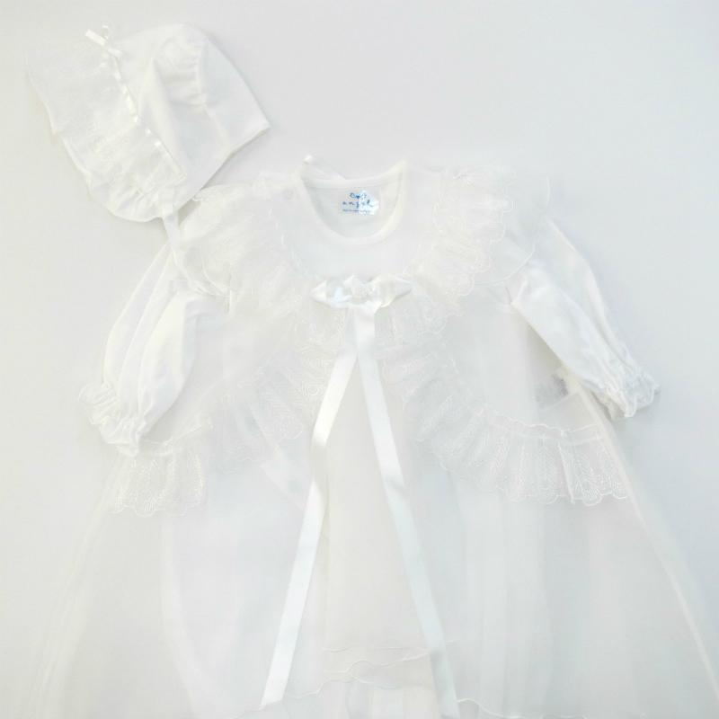 フード付セレモニードレス春夏T3404