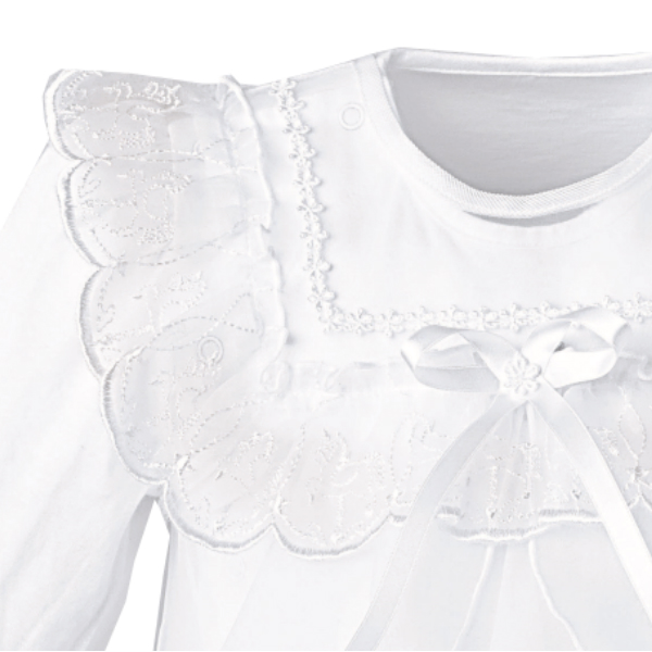 セレモニードレス (ホワイト/春夏) T4001