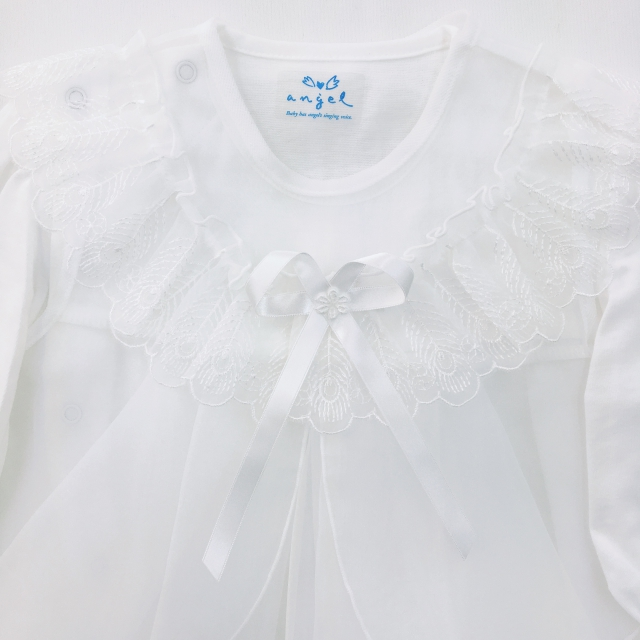 セレモニードレス (ホワイト/春夏) T3401