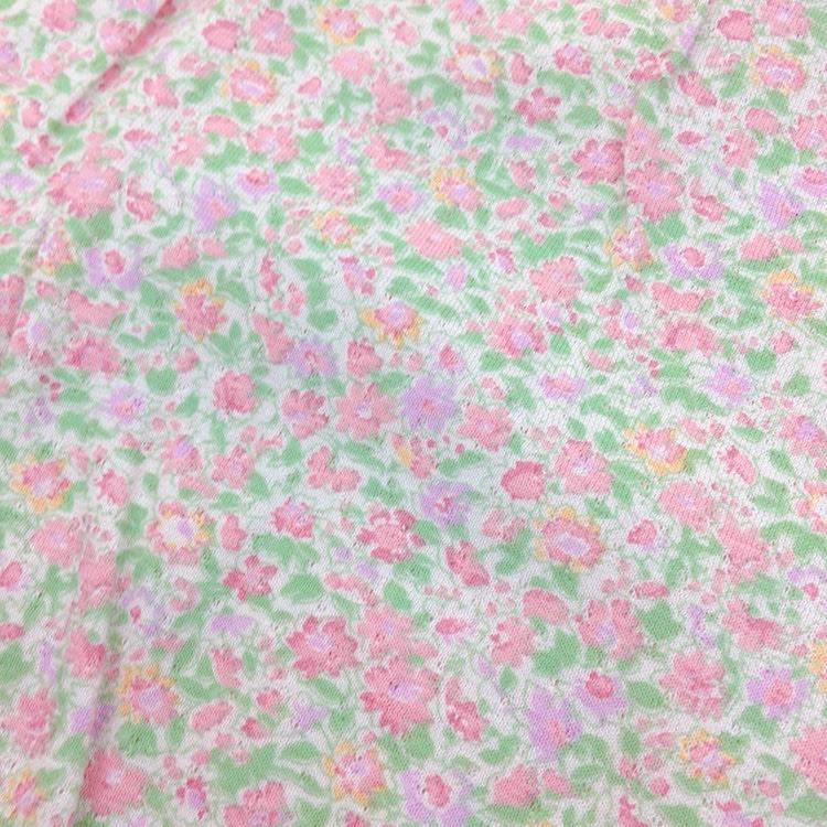 フラワーサロペットミニオール(春夏)  T4023