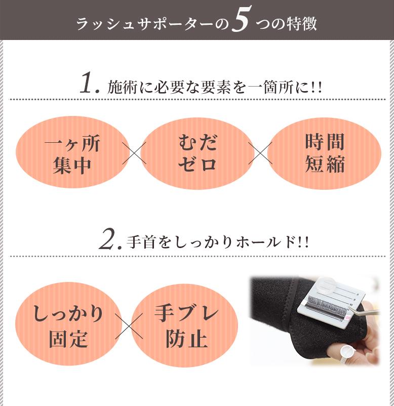 ラッシュサポーター 【メール便可】