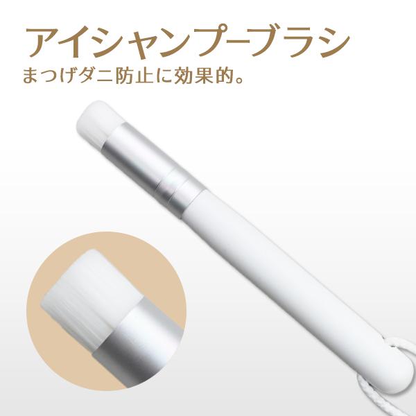 アイシャンプーブラシ アイシャンプー専用フォームブラシ 【メール便可】