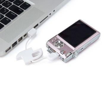 名入れ USBミニチャージャー マイクロUSB