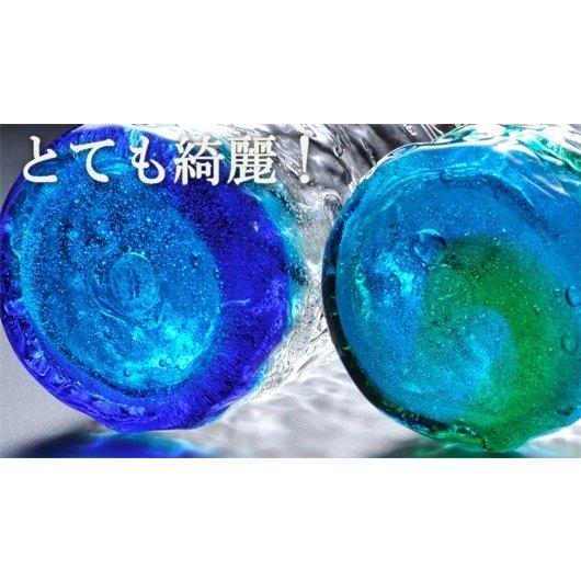 名入れ 沖縄産 琉球ガラス 元祖ハイボールグラス