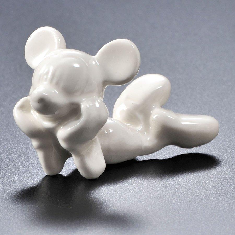 ディズニー ミッキーマウス・ミニーマウス 陶器箸置き