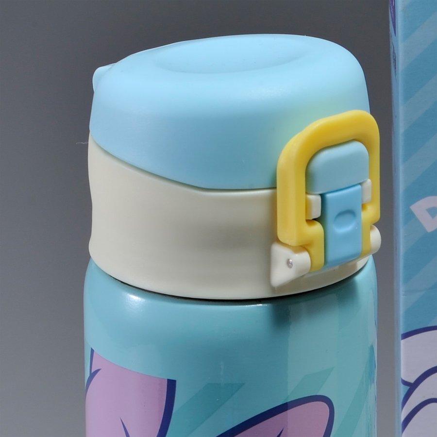 名入れ ディズニー ドナルド&デイジー 軽量ワンタッチボトル500mL