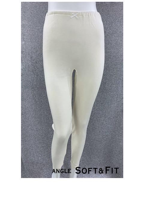 SOFT&FIT カシミヤシルクウール  スパッツ全3色