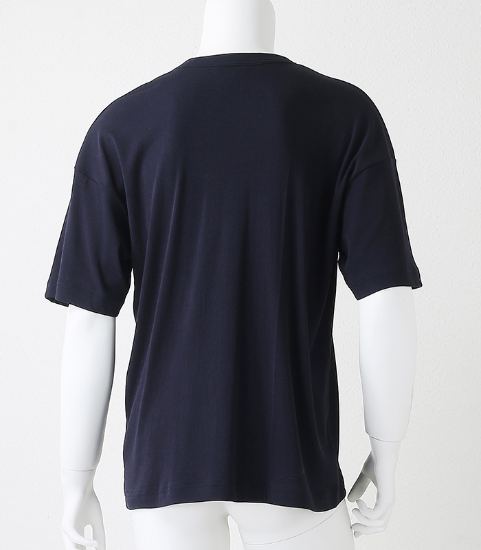 アサメリー二重Tシャツ S~L 全2色