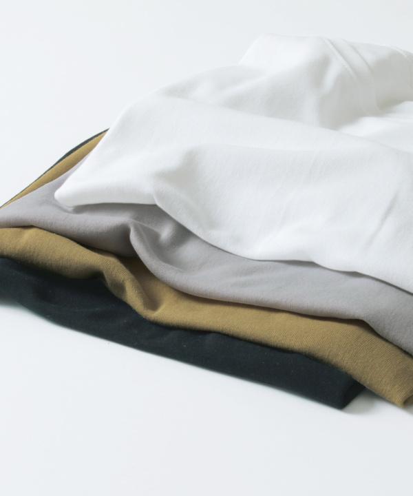 アサメリー快適シリーズ(ポリジン加工)クルーネックT  M~LL 全2色