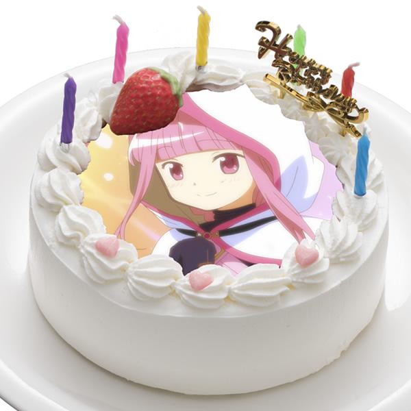「マギアレコード 魔法少女まどか☆マギカ外伝」環いろは キャラクターケーキ5号