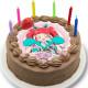 「キラッとプリ☆チャン」赤城あんな キャラクターケーキ5号【バレンタイン】【チョコレートケーキ】