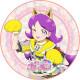 「キラッとプリ☆チャン」紫藤める キャラクターケーキ5号【バレンタイン】【チョコレートケーキ】