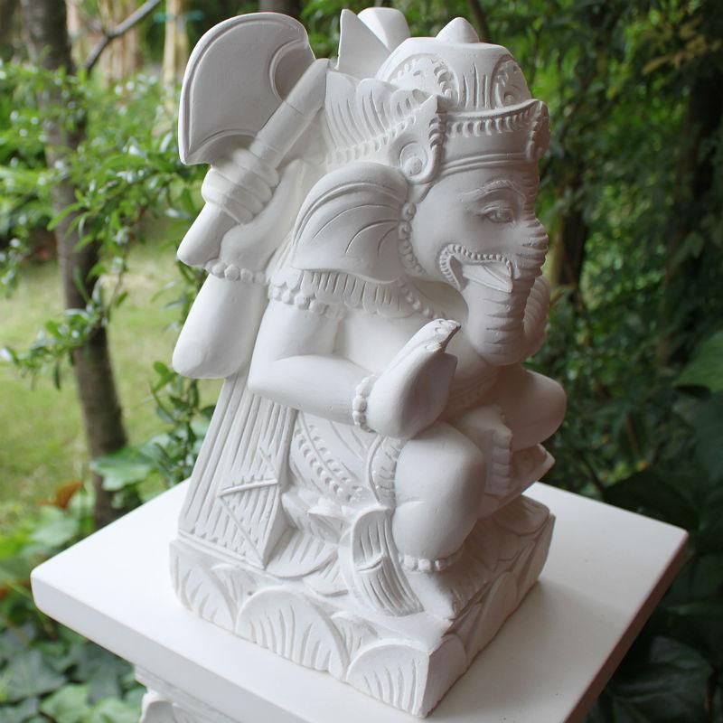 石像ガネーシャ・バリ(わけあり・B級品)