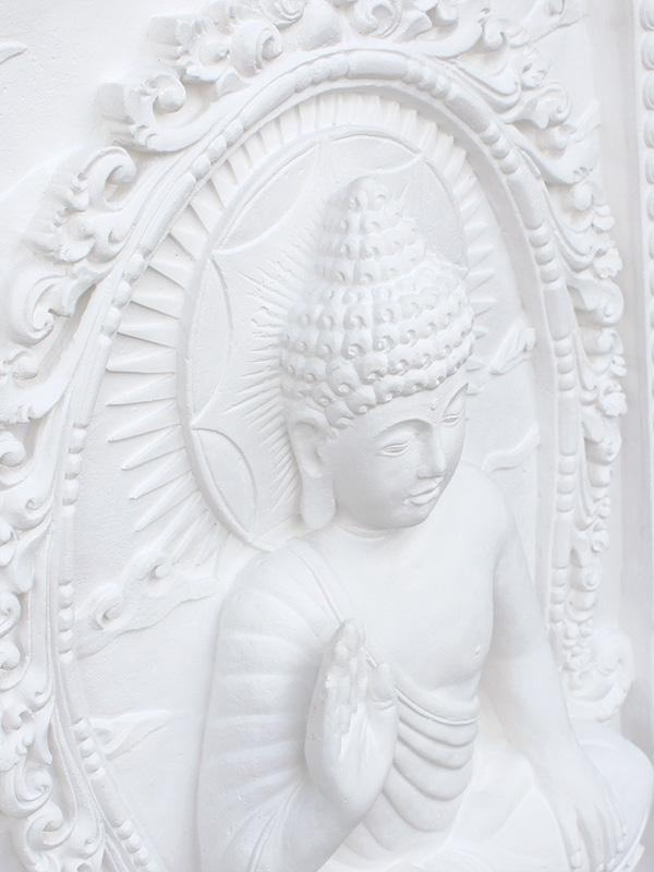 仏像彫刻・ブッダレリーフ