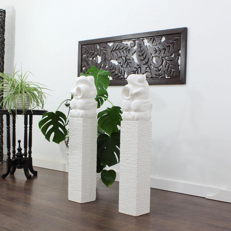 石像スタンド 花台 60 スタンダード シンプル