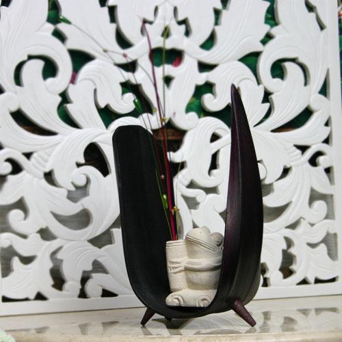 椰子の木・ココナッツリーフスタンド