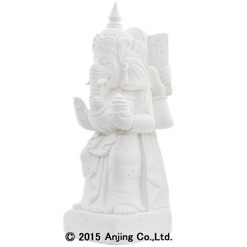 石像ガネーシャ45 立像