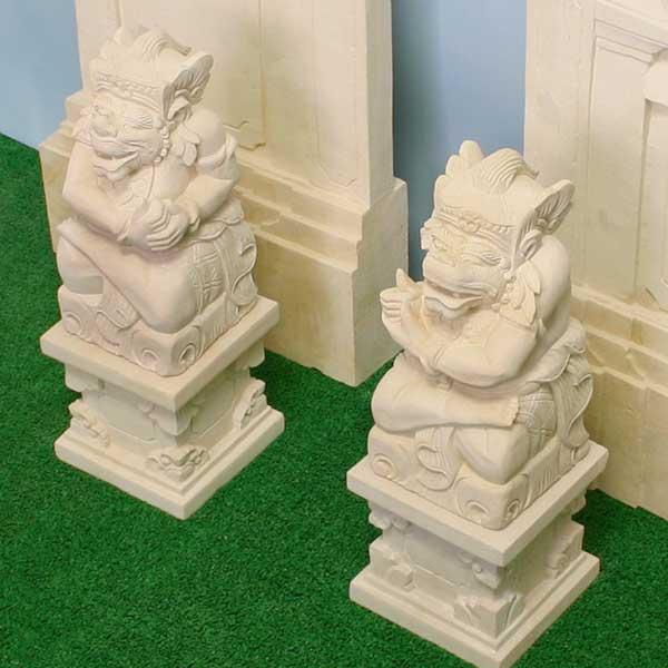 石像トゥワレン&ムルダ 30