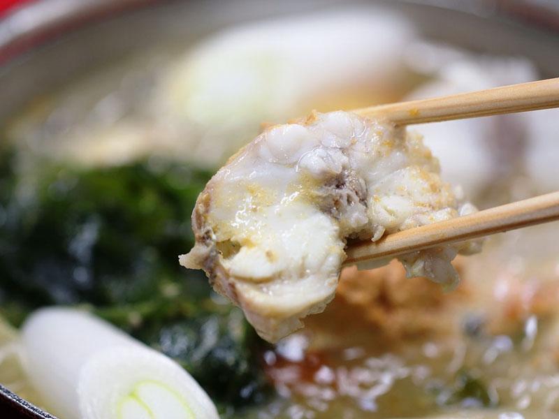日本一の温泉とらふぐ汁