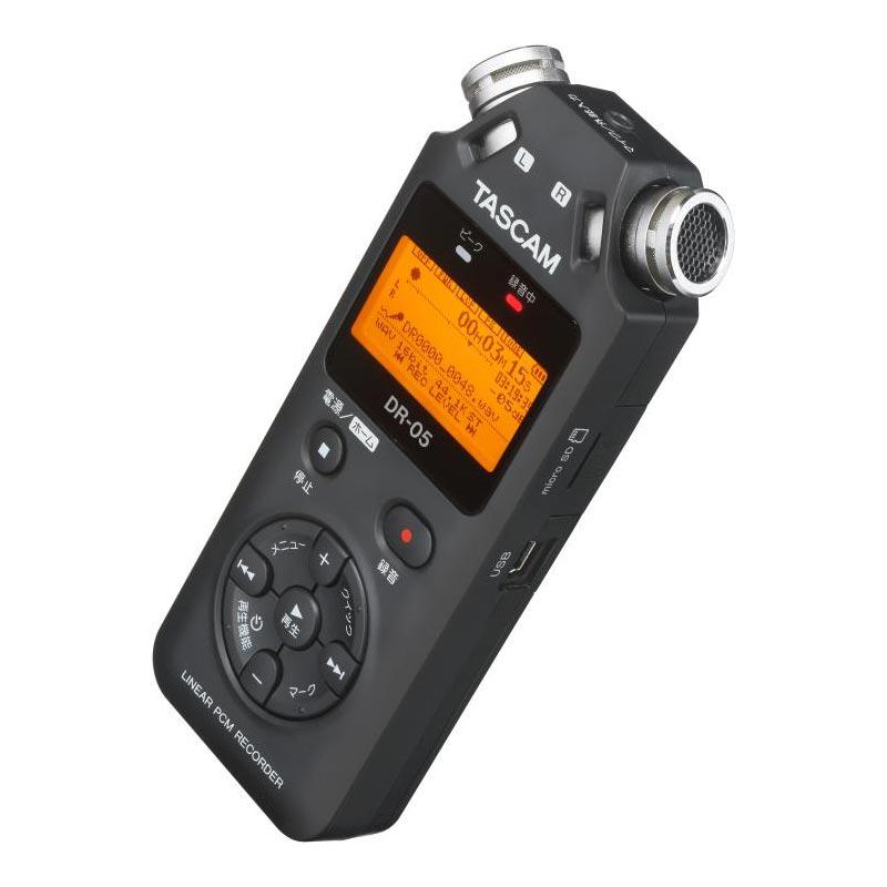 コストコ Costco リニアPCMレコーダー TASCAM タスカム DR-05VER3