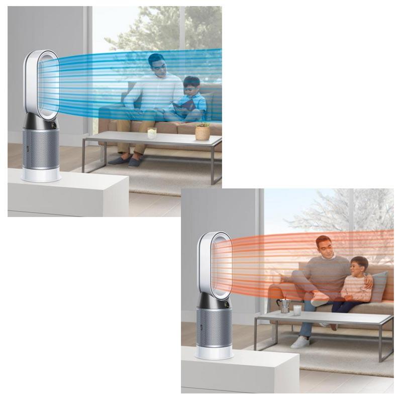 コストコ Costco ダイソン ホット&クール 空気清浄ファンヒーター HP-04-WSN 【ITEM/21199】