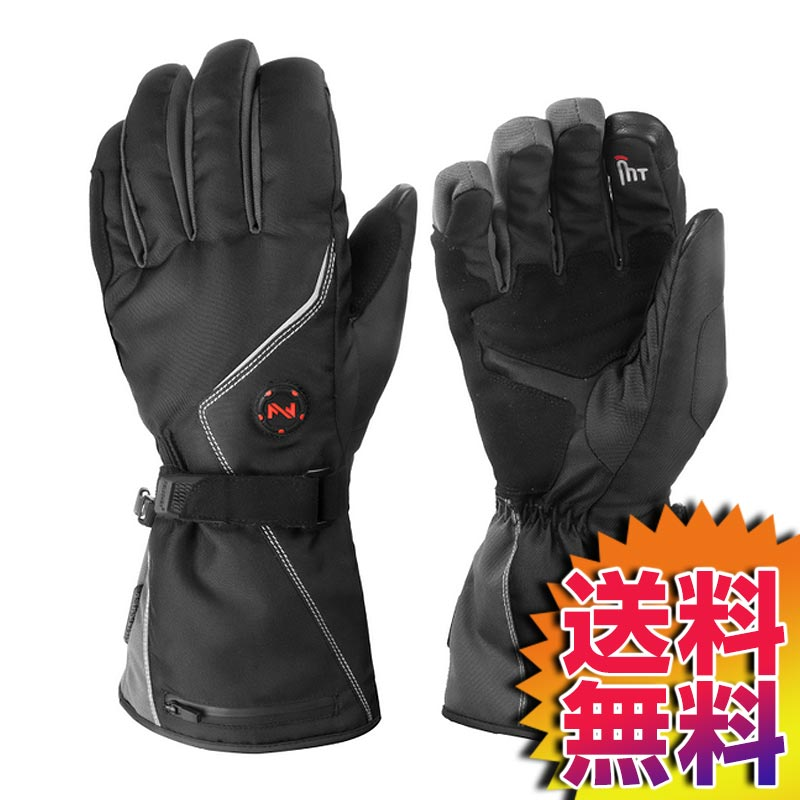 コストコ Costco フィールドシアー 電熱グローブ 手袋 バッテリー充電式 【ITEM/2621014】