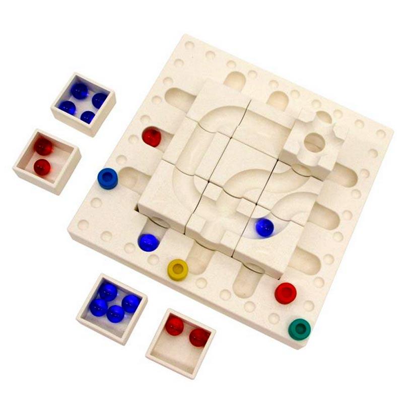 コストコ Costco 知育玩具 立体パズルゲーム キュボロ トリッキーウェイ ファサル 【ITEM/30029】 | 【ONL】