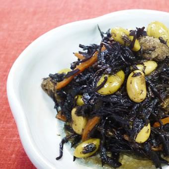 【定番惣菜】 ひじきの五目煮100g