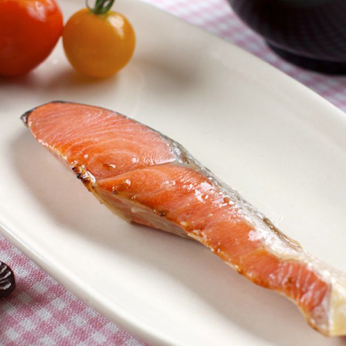 鮭のつけ焼き 1切