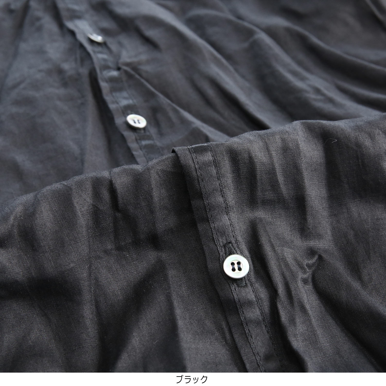 ベルスリーブハーフシャツ