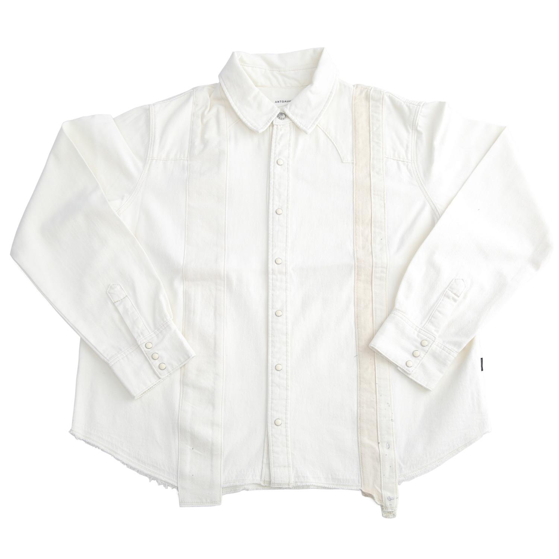 ウエスタンリメイク風シャツ