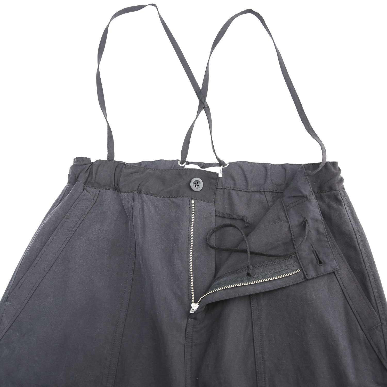ベイカーサロペットスカート