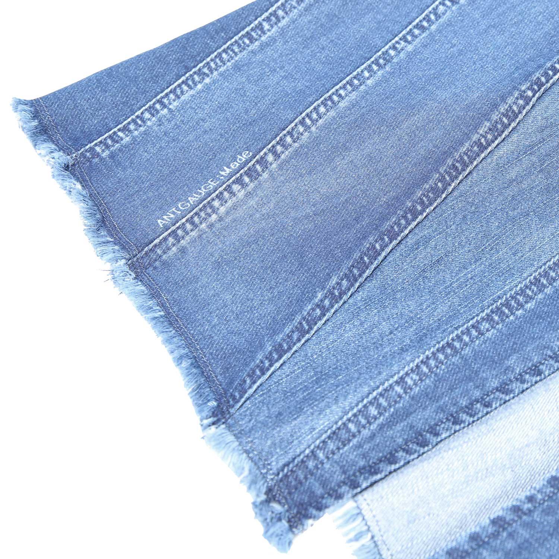 ジョグデニムサロペットスカート