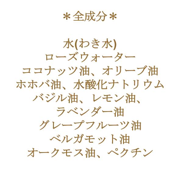 【トラベルサイズ】ベジタブルシャンプー 30ml