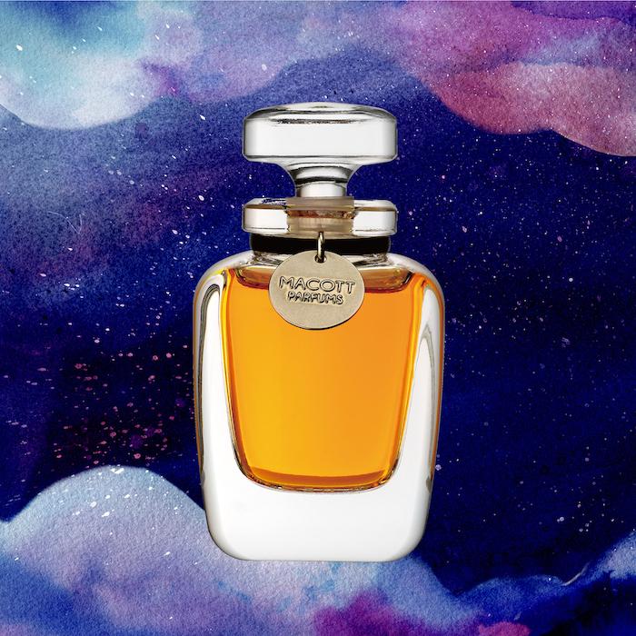 パープルムーン(パルファム)フラコンボトル30ml/MACOTT 限定熟成香水