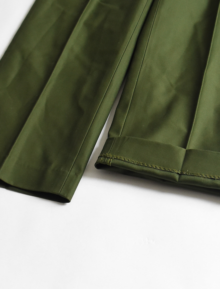 スウェーデン軍パンツ 1974 swedish military pants deadstock