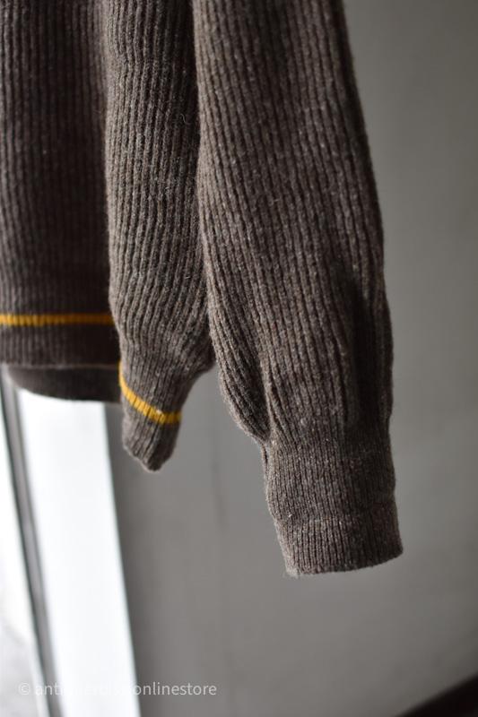スウェーデン軍セーター swedish military sweater