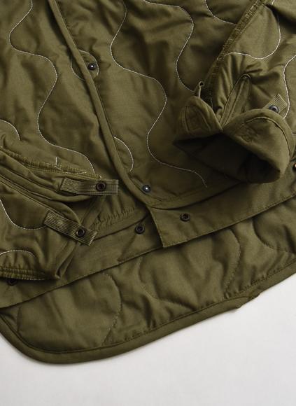 アメリカ軍ライナージャケット 1990 u.s army liner jacket deadstock