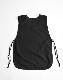 ワークエプロンベスト work apron vest black