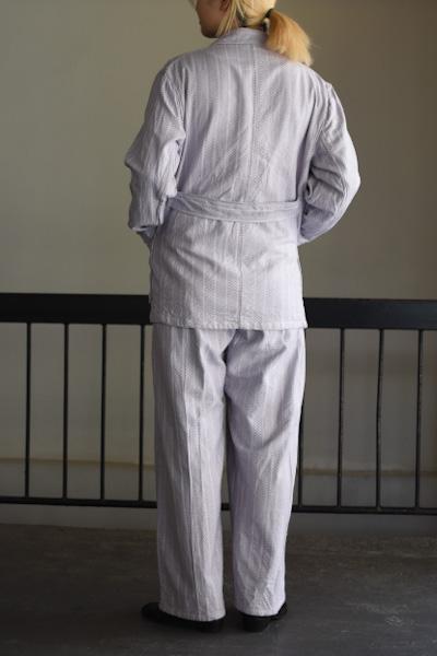 ブルガリア軍パジャマセット military pajama set deadstock