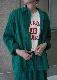 ブルガリア軍パジャマセット military pajama set overdye green
