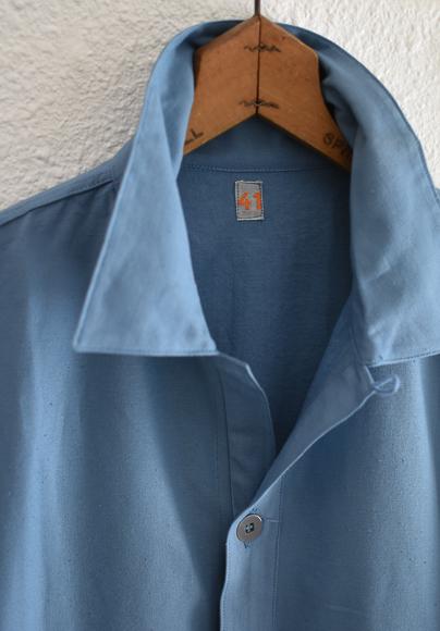 スウェーデン軍シャツ 1960s swedish military shirt