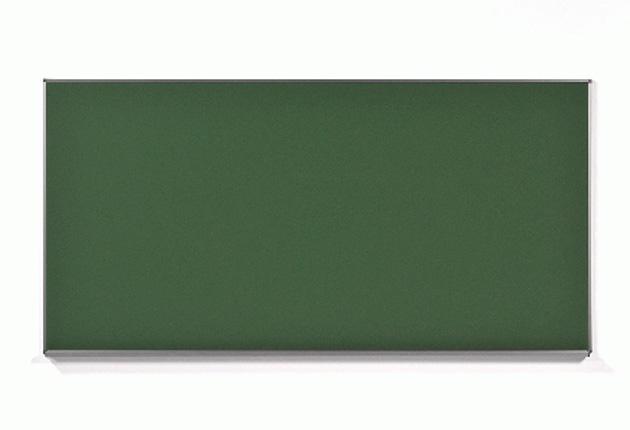 黒板 壁掛けタイプ(W1800×H900)スチール黒板(アルミ枠)