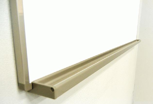 壁掛けタイプ(W1200×H900)ホーローホワイトボード(アルミ枠)