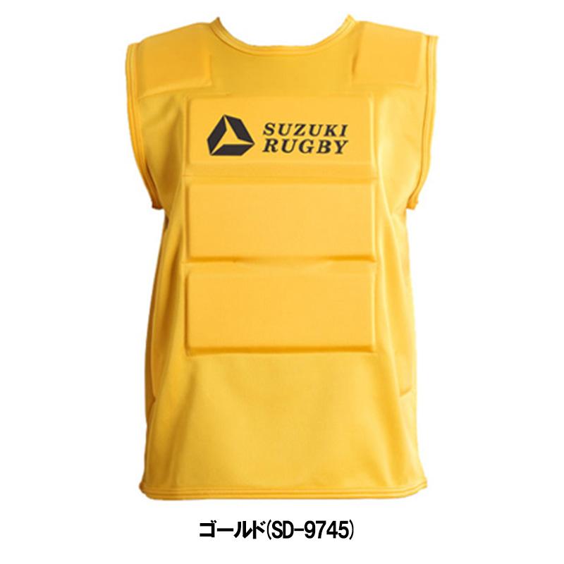 SUZUKI スズキ コンタクト・ビブス (SD-9745 SD-9746)