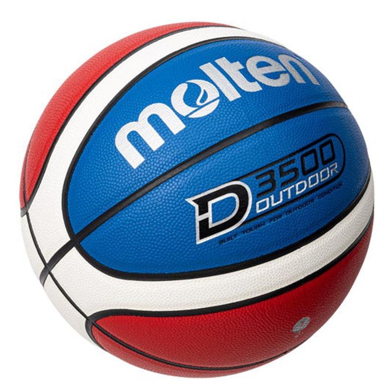 【ネーム加工!追加料金なし!!】molten モルテン D3500 アウトドア用 バスケットボール (B7D3500-C)