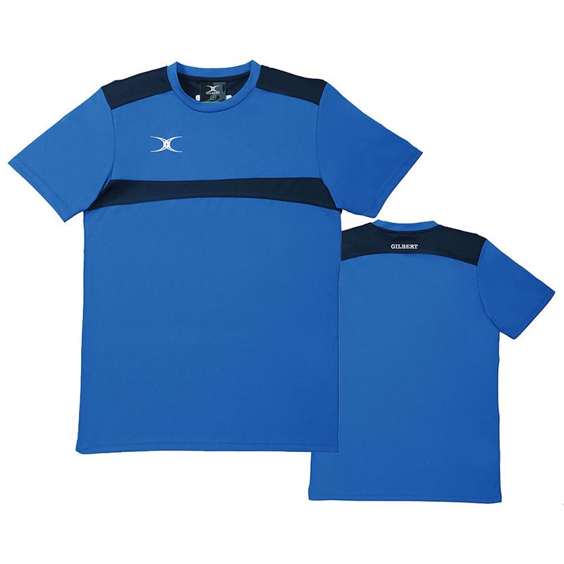 GILBERT ギルバート TシャツPHOTON ブラック×ゴールド ネイビー×レッド ロイヤル×ネイビー (GB-8141 GB-8142 GB-8143)